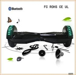 4inch 6.5inch 8inch 10ce/rohs/fcc/iec certification with remote contral wheel balance scooter from manufactory factory exmight