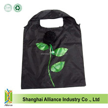 New Style Custom 210T Ployester Recycle Cheap Promotional Plain Tote Bag