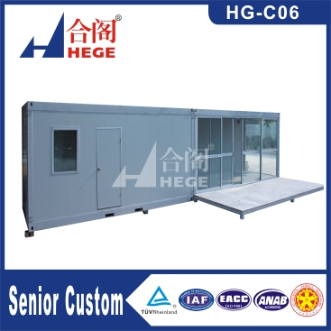 20ft container homes manufacturer china,flat packed container house design ,sandwich panel container cabin