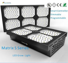 New product Matrix S600 smart wifi and RF controller 3w chip cree led grow light