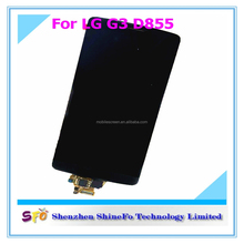 New Technology Product in China Good Quality for lg G3 D850 D855 LCD with Touch Screen, for lg G3 D856