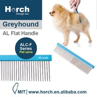 Master groomer hair cutting neat teeth al spine pet grooming tools
