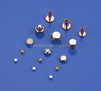 electrical silver alloy contacts high electric conductivity