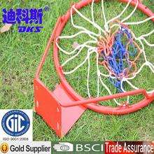 "16"" Solid Steel Basketball Rim/Hoop/Ring with Net Factory Price"