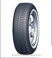 Whitewall car tires, beautiful car tire with good quality,Lanvigator tire