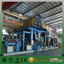 two cyclinder mould and two dryer paper machine