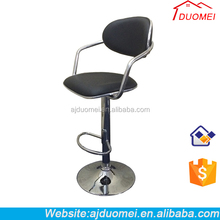 Hot New Products for 2015 Modern Design Swivel Bar Chairs with Armrest
