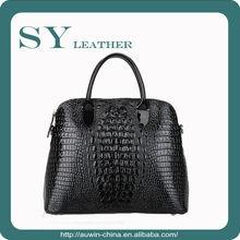 NEW HOT Crocodile Skin Genuine Leather Bags Women Handbags