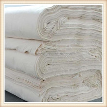 """118"""" High quality Wide Wdith 100% Cotton Grey Sheeting Fabric 40x40"""