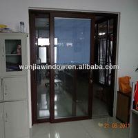 New style office aluminum glass door