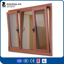 ROGENILAN 45 series wholesale aluminium alloy tilt and turn window factory price aluminium window and door