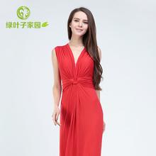 new design sleeveless sexy maternity evening dresses