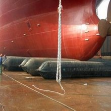 ship launching rubber airbag airbag parts passenger d=1.2m L=15m intensive airbag