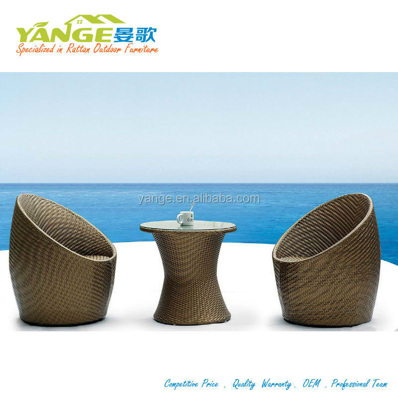 China Used Home Trends Patio Furniture Wicker Furniture For Sale. YG 8097