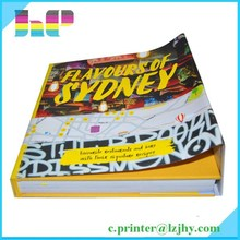 fast delivery and best service cheap hardcover with jacket book printing