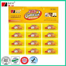 DE-X018 universal type 502 super fast glue
