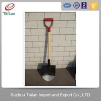 Carbon Steel Material S527 spade and shovel/construction shovel