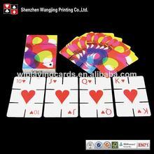 Su propia foto jugando a las cartas, personalizar su propia foto tarjetas de poker