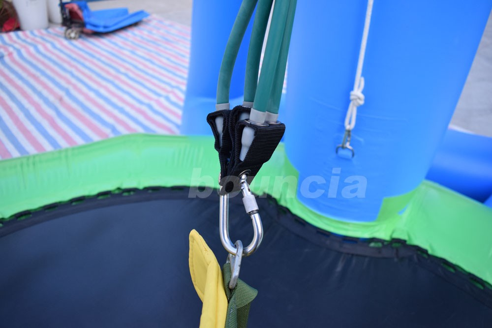 Inflatable Bungee Jump