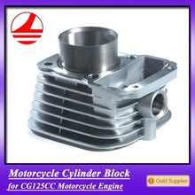 china manufacture motorcycle engine for CG125CC cylinder block motorcycle parts