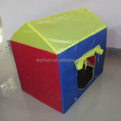 Customized hot-sale cubby cute house tent