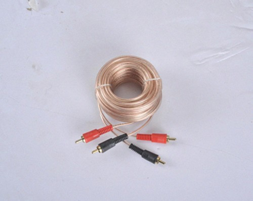 made in china car subwoofer RCA cable for car subwoofer3.jpg