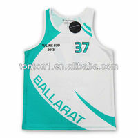 Made in China wholesale cheap plain basketball jerseys