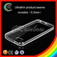 Factory Price tpu back shell for iphone 5C back cover housing replacement