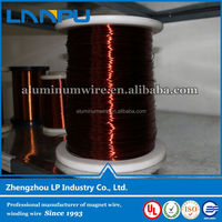 solderable electric enamelled aluminum motor winding wire