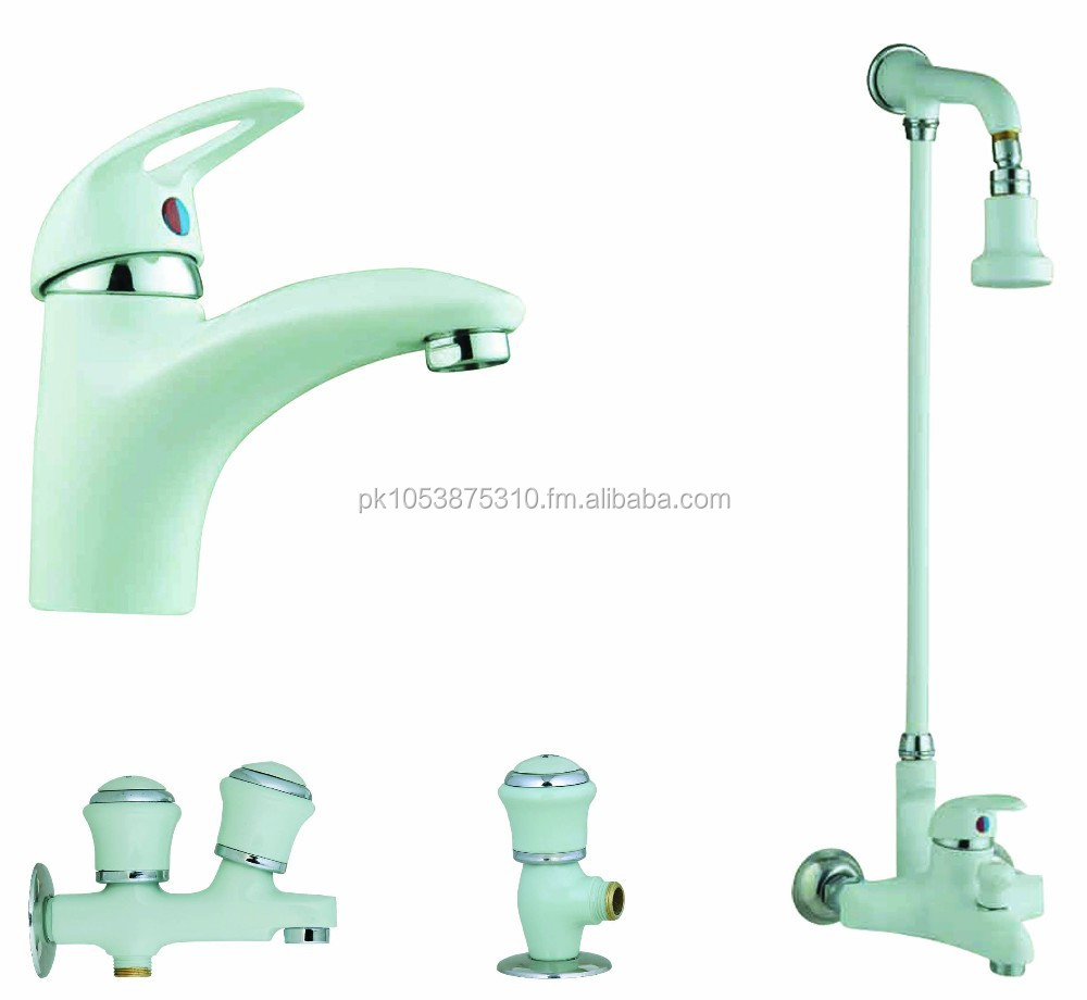 Bathroom sanitary fitting set buy complete bathroom sets for Master sanitary price list