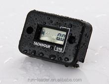 Digital Motorcycle Racing RPM Hour Meter Tachometer