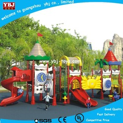 OEM Plastic children outdoor playground big slides for sale
