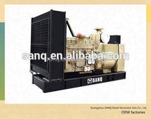 New style 30kva 50hz 3 phase small silent diesel generator
