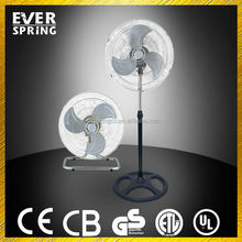 New desgin and hot sell electric powered portable fan Industrial fan