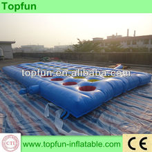 newest amusement outdoor inflatable sports field