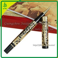 JHB-C5000 new high quality roller ball promotion metal gift pen