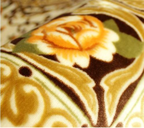 Europese- stijl roze bloemen tapijt grote woonkamer tapijt tuin ...