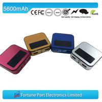5600mah original factory sale power bank for smartphone