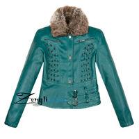 lady leather jacket wholesale jacket
