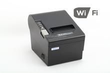 79.5mm thermal receipt printer USB wireless transmission distance 100m/open field WIFI printer RP80W