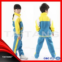 2015 Personalized best sell Hight Quality new design school uniform