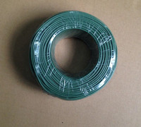 100 meters/ roll robot mower boundary wire , which has got CE certificate approve