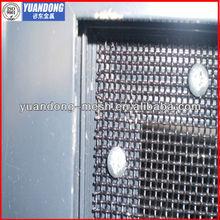 316 marine grade strong mesh security screen(ANPING FACTORY)