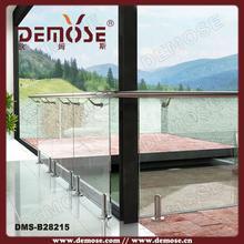 Intérieur garde - corps en verre sans cadre / pince pour verre balustrades