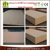 red oak fancy plywood for american market hardwood core