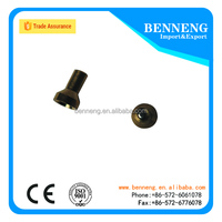 Customized nozzle for gas burner parts for BBQ