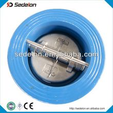 Wafer Check Valve Double Disc /Plate Swing Type