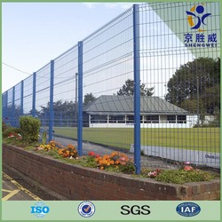 China PVC coated welded garden fence manufacturer