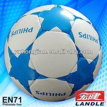 fútbol balón de fútbol de tamaño y peso oficial
