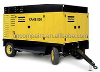 30bar air compressor for mining and drilling /Atlas Copco high pressure diesel portable air compressor
